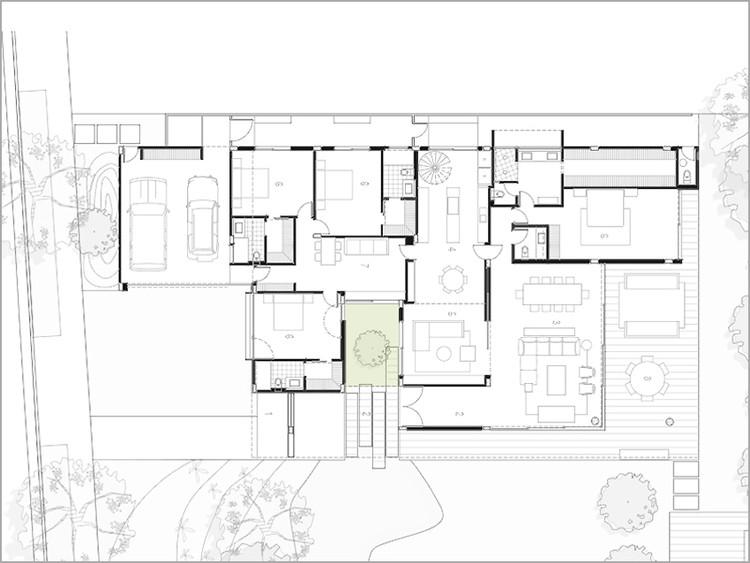 Casa 6M / Jannina Cabal. Image