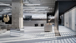 Loja KOLON SPORT Hannam / studio fragment