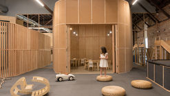 Parque infantil Big and Tiny Silverlake / Zooco Estudio
