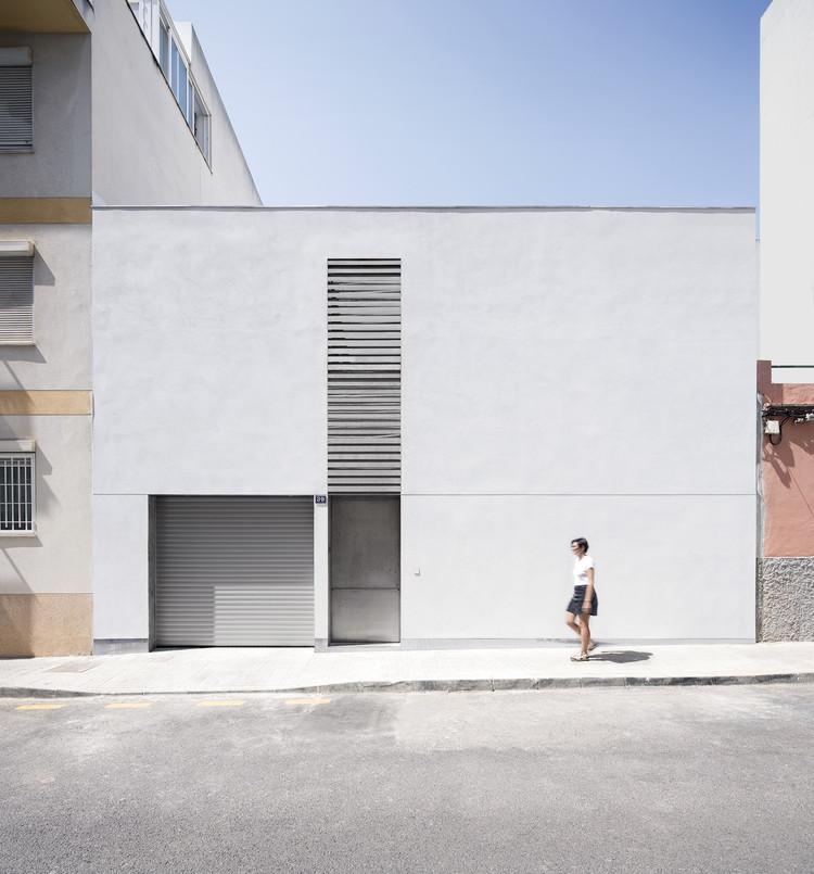 Casa Lueri / BOS Arquitectes, © delriobani