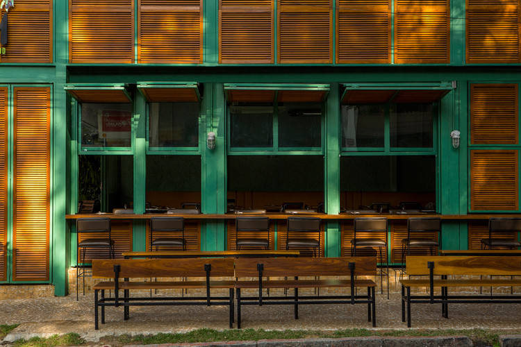 Restaurante NATTU / Estúdio Penha, © Eduardo Castello