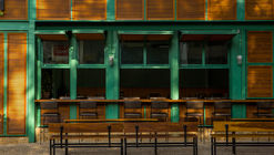 Restaurante NATTU / Estúdio Penha