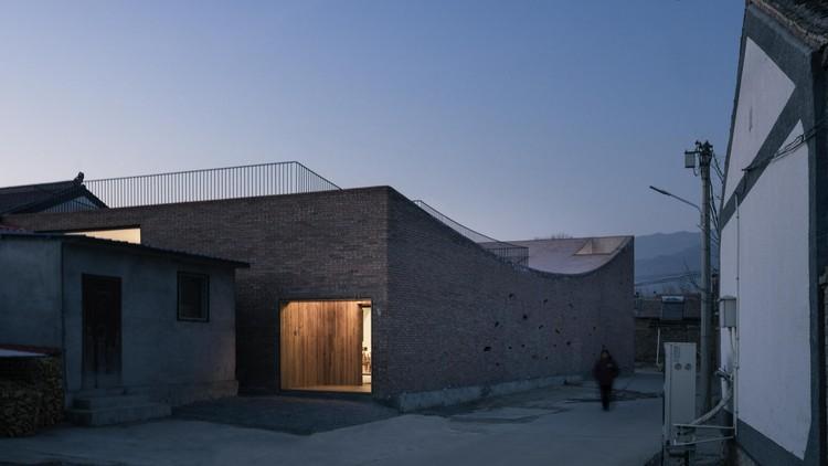 Zhan Yuan Courtyard House for Gazing / Wee Studio, © Yumeng Zhu