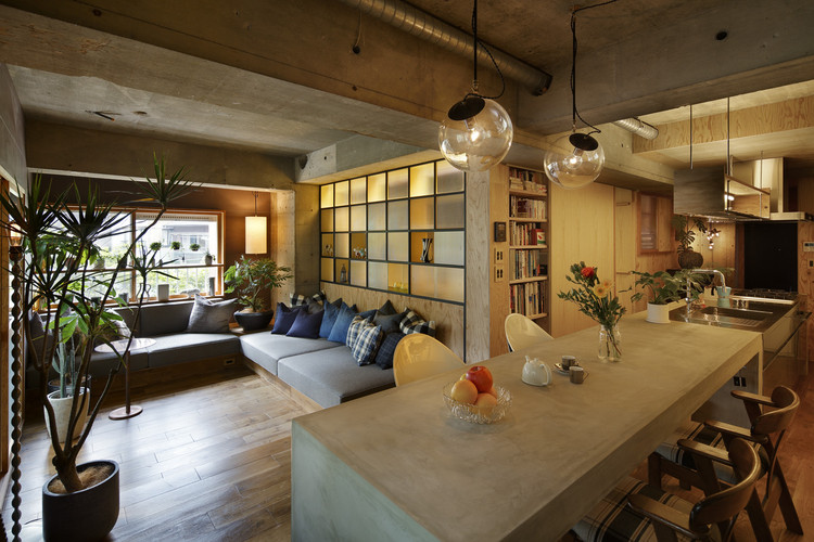 Y's Kitchen / Shushi Architects, © Koji Fuji
