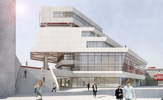 Courtesy of gmp Architects