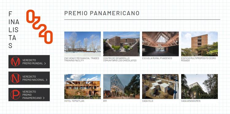 Los finalistas de la Bienal Panamericana de Arquitectura de Quito 2020 (BAQ2020), Cortesía de BAQ2020