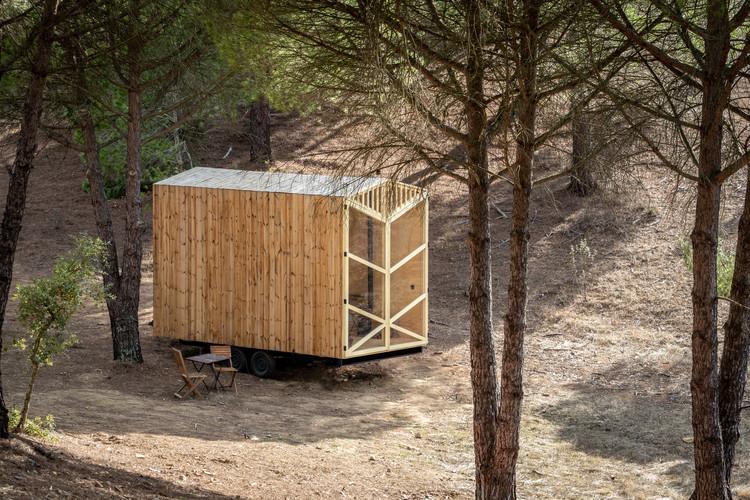 Tiny House H.O.W / Madeiguincho, © João Carranca