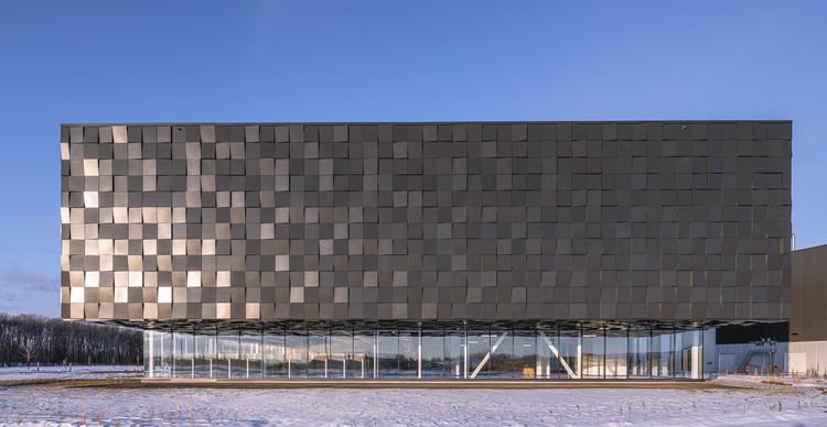 Campus Simons / GKC Architectes, © Stéphan Poulin