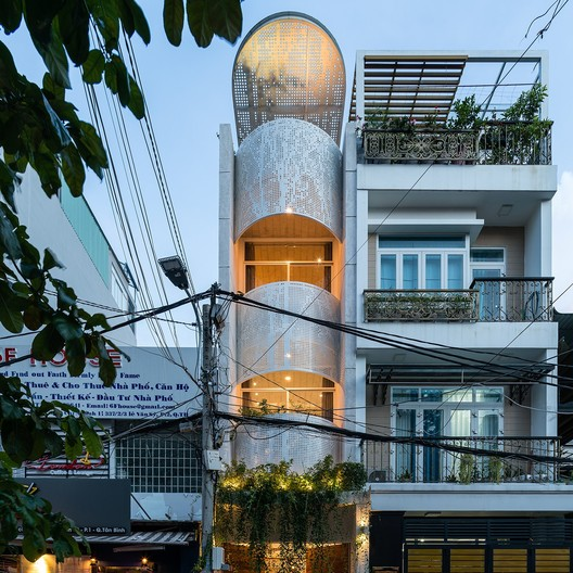 LVS.House / AD9 Architects