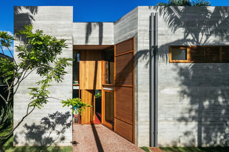 Casa 239 do UNA Arquitetos entre os finalistas do Prêmio Panamericano da Bienal de Quito 2020, © Nelson Kon