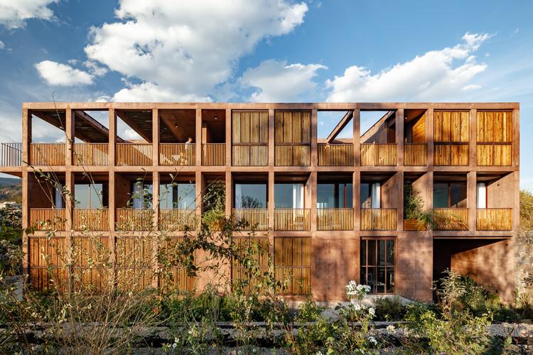 Arquitetura mexicana: projetos para conhecer o território de Tepoztlán, Hotel Tepoztlán / Taller Carlos Marín + Pasquinel Studio. Imagem © Onnis Luque