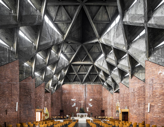 Europe's Brutalist Churches and Chapels, by Stefano Perego