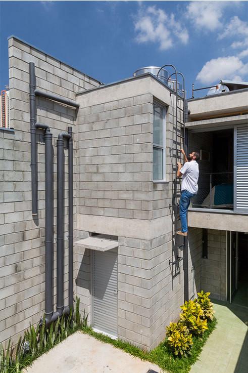Havaí House / Garoa + Chico Barros. Imagem © Pedro Napolitano Prata