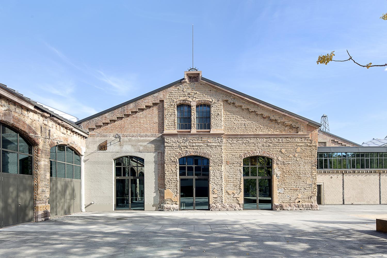 Wagenhallen Stuttgart Cultural Center / ATELIER BRÜCKNER