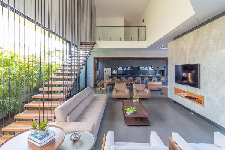 Residência CaCle / Studio Jordano Valota, © 3por1studio