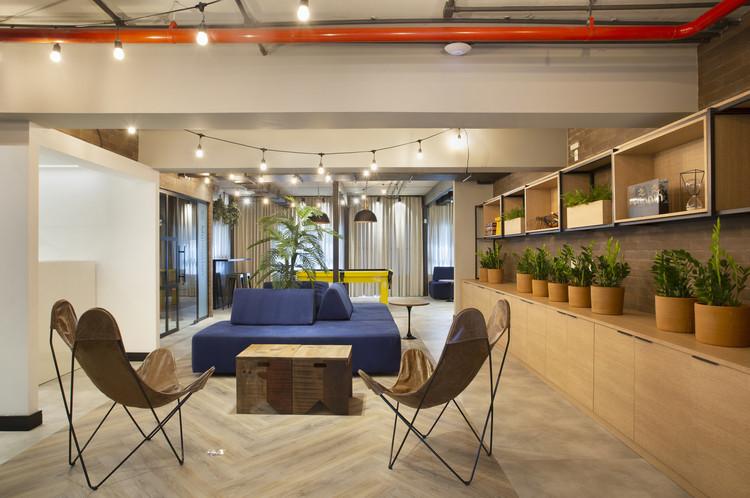 Escritório Winnin Desenvolvimento de Software  / Nop Arquitetura, © Denilson Machado – MCA Estúdio