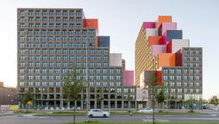 OurDomain Student Housing / OZ Architects