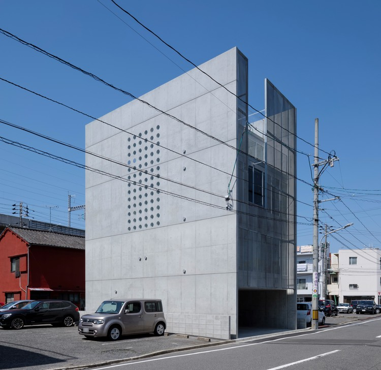 Atelier in Hakushima / Yutaka Yoshida Architect & Associates, © Tomohiro Sakashita