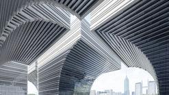 Praça Cultural Changzhou / gmp Architects