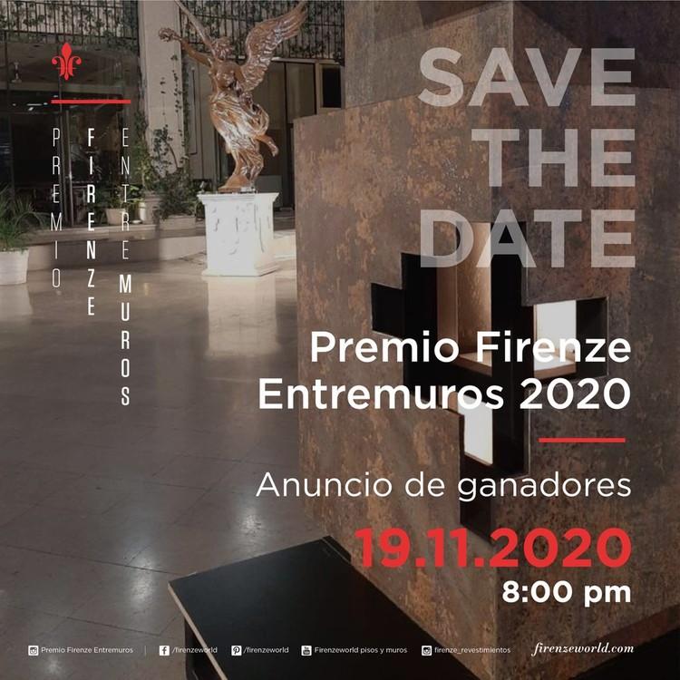 Premios Firenze Entremuros 2020-Ceremonia de Ganadores