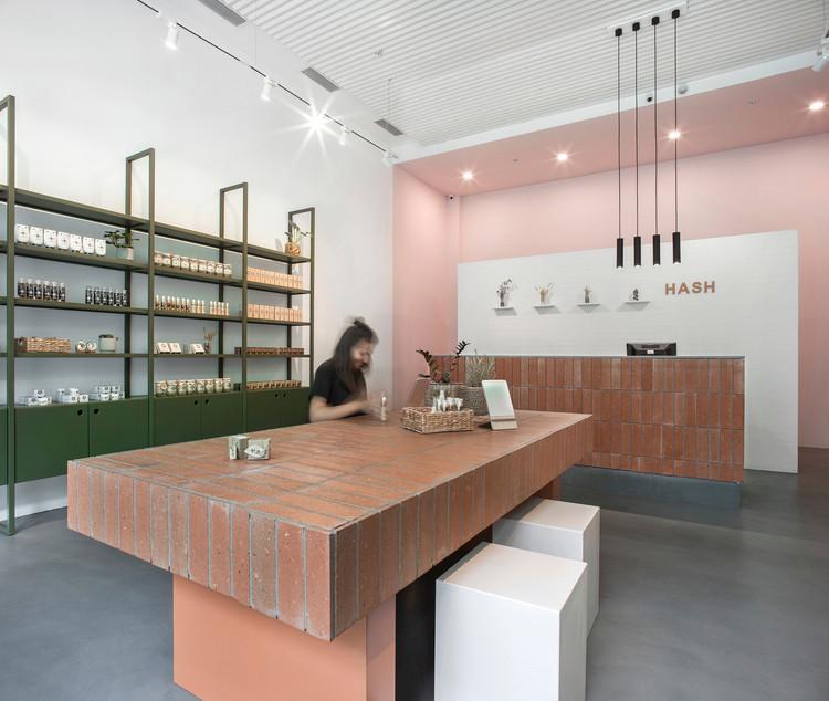 HASH Skincare Shop / BARDI studio. Image © Sona Manukyan, Ani Avagyan