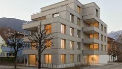 Edificio residencial Gartenstrasse / Durrer Architekten