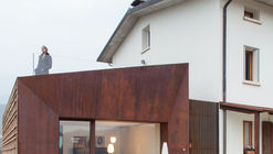 Maison 203 Showroom / Vittorio Massimo Architetto