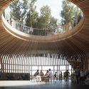 Courtesy of KPMB Architects with Omar Gandhi Architect