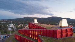 House of Knowledge Education Center / Liljewall + MAF Arkitektkontor