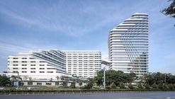 Shenzhen Metro Changzhen Depot Complex / BLVD International