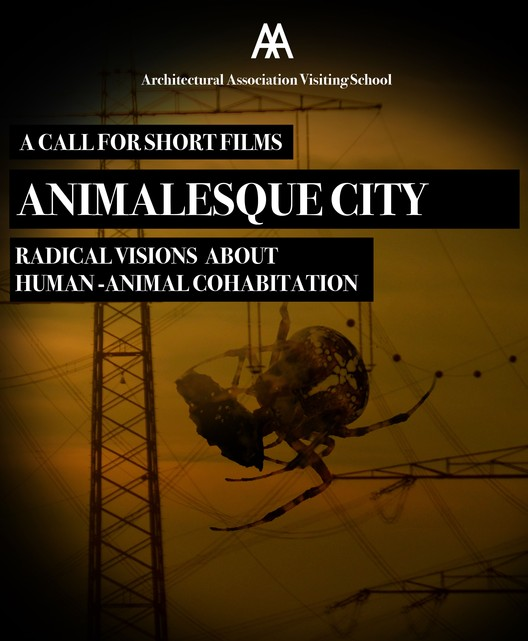 Animalesque City - Visions for Human/Animal Cohabitation - Call for short movies, Animalesque City - Visions for Human/Animal Cohabitation