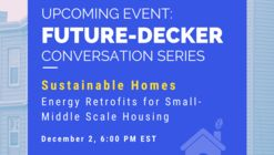 SUSTAINABLE HOMES: ENERGY RETROFITS FOR SMALL-MIDDLE SCALE HOUSING