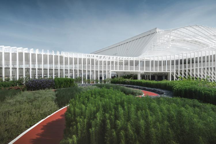 Megapark / Architectkidd, © Wworkspace