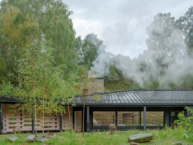 Quarry Studios / Moxon Architects, © Timothy Soar