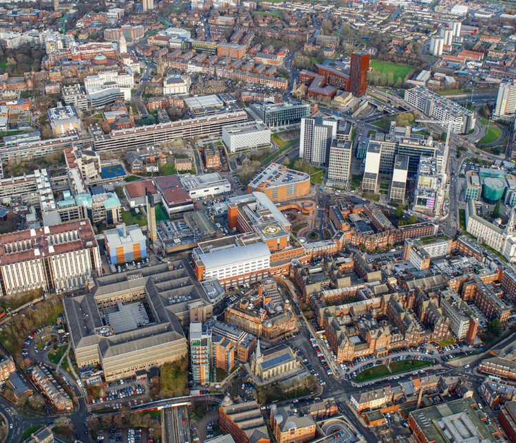 Open Call for Architects: Join the Development of Two New Hospitals in Leeds, UK, Courtesy of Leeds Teaching Hospitals NHS Trust
