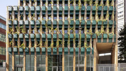Edison Lite Apartment Building / Manuelle Gautrand Architecture