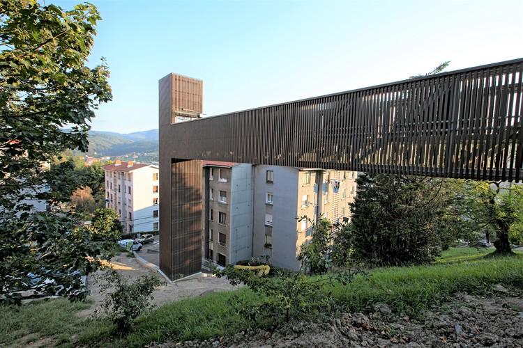 Elevador urbano / HIKA arquitectura y urbanismo, © David Herranz
