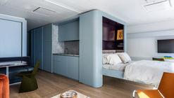 Apartamento en el mar Pied-à-mer / Michael K Chen Architecture