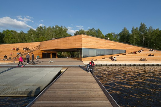 Canoeing Training Center MOSM / RS + Robert Skitek