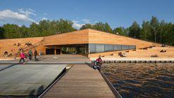 Centro de Treinamento de Canoagem MOSM / RS + Robert Skitek