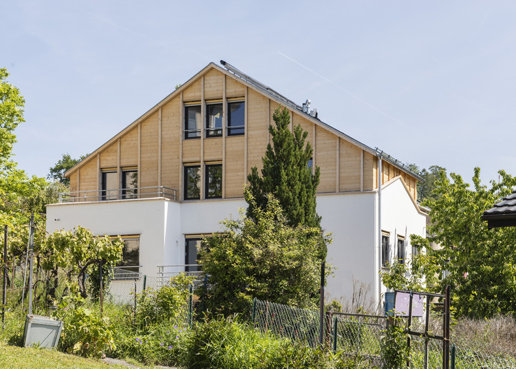 Belmonthoux House Extension / Dreier Frenzel Architecture + Communication, © Eik Frenzel