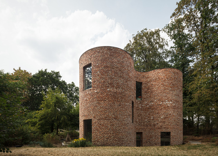 Casa gjG / BLAF Architecten, © Stijn Bollaert