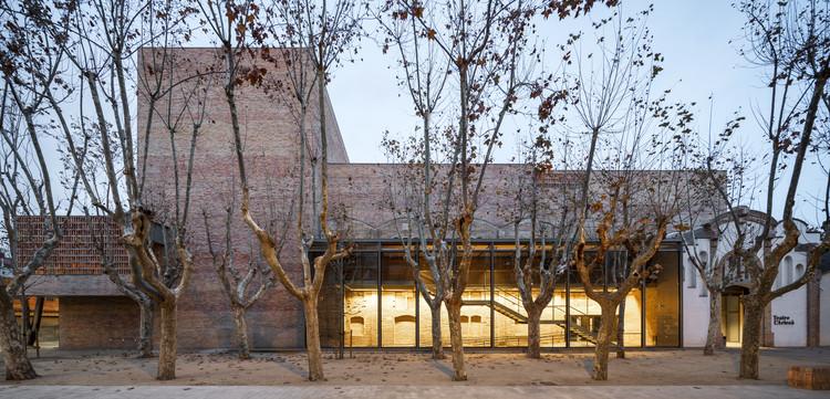 Teatre L'Artesà / Forgas Arquitectes + AMM Arquitectes, © Simon Garcia
