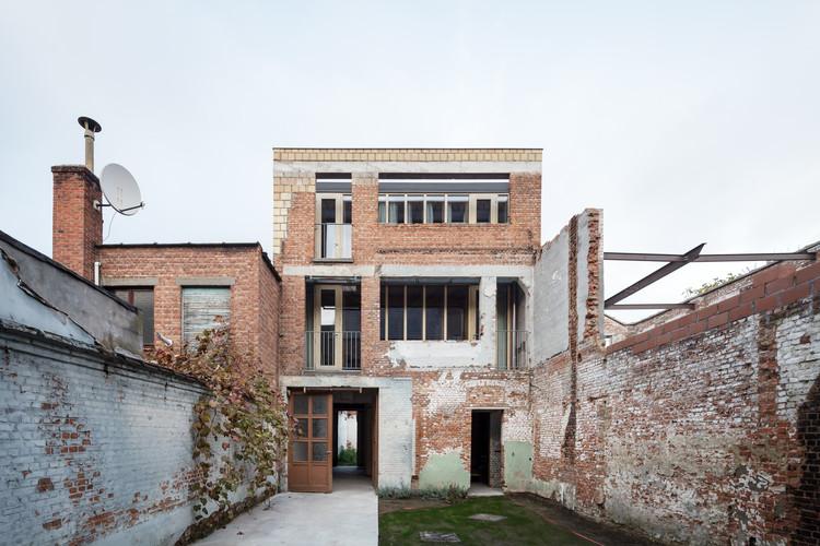 tmSN House  / BLAF Architecten, © Stijn Bollaert