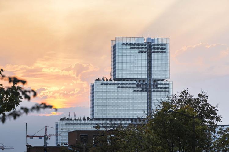 Paris Courthouse / Renzo Piano Building Workshop. Image © Sergio Grazia