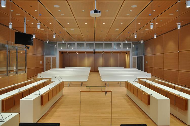 Paris Courthouse / Renzo Piano Building Workshop. Image Cortesia de Renzo Piano Building Workshop