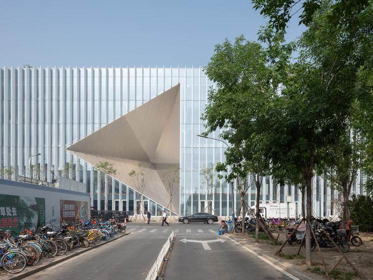 Tencent Beijing Headquarters / OMA. Image © Ossip van Duivenbode