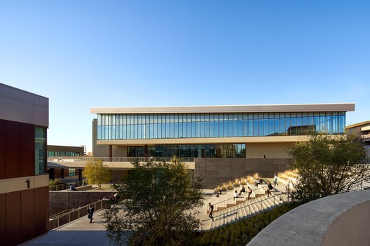 Ohlone College Academic Core Buildings / CannonDesign + Anderson Brule Architects