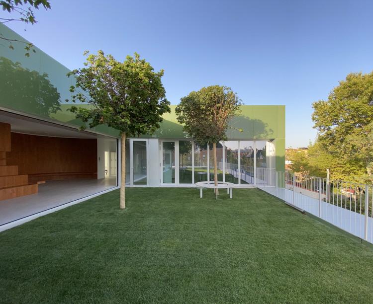Colegio Brains / De Lapuerta Campo Arquitectos Asociados, © Manuel Ocaña