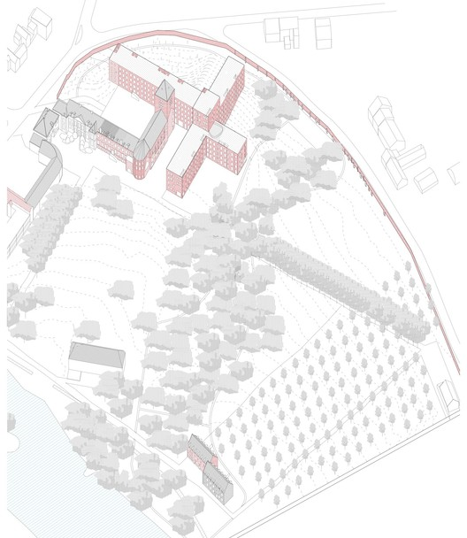 Wivina / architecten De Vylder Vinck Taillieu + jo taillieu architecten 2
